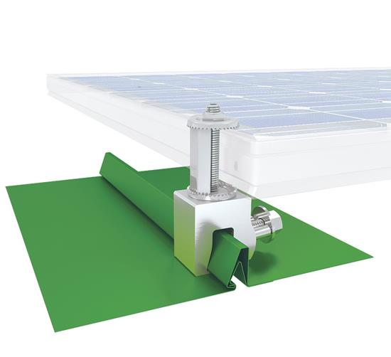 AceClamp A2NW® Standing Seam Solar Clamp Assembly