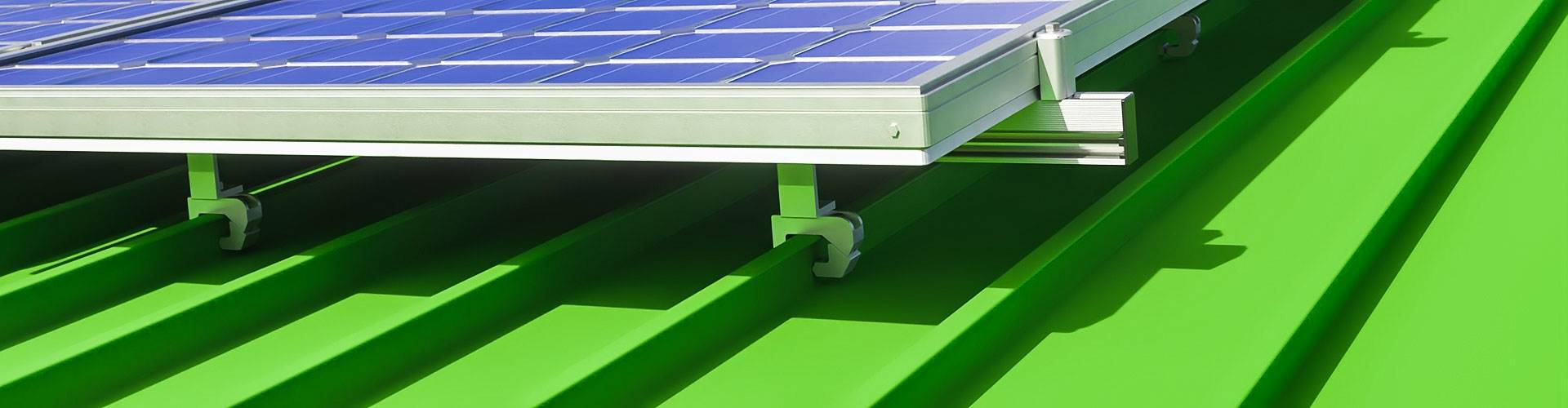 Solar Panel Mounting Systems by Aceclamp®